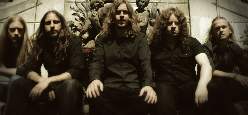 Opeth estrena Pale Communion