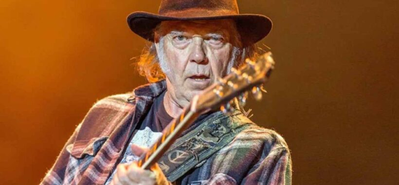 Neil Young Nuevo EP