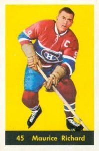 rocketrichardhockeycard