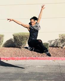 Professional Dancer, Motivational Speaker