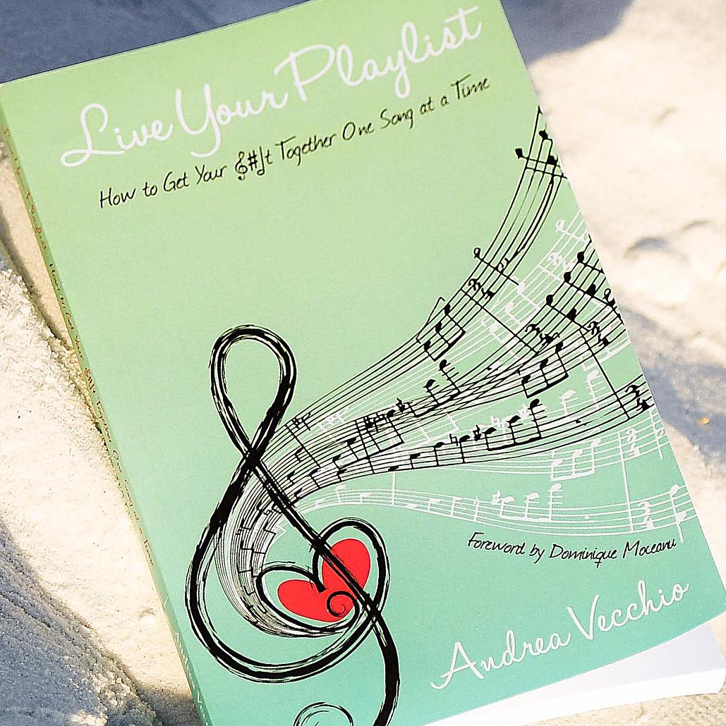 Andrea Vecchio Book   Live Your Playlist