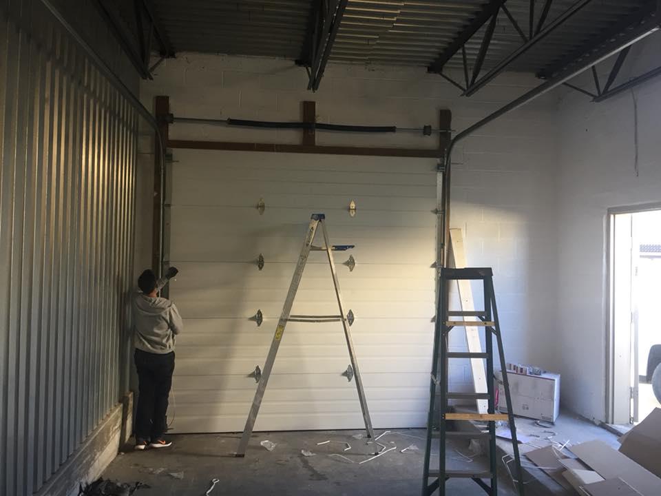 Roll-up Gate Springs Repair Yeadon PA