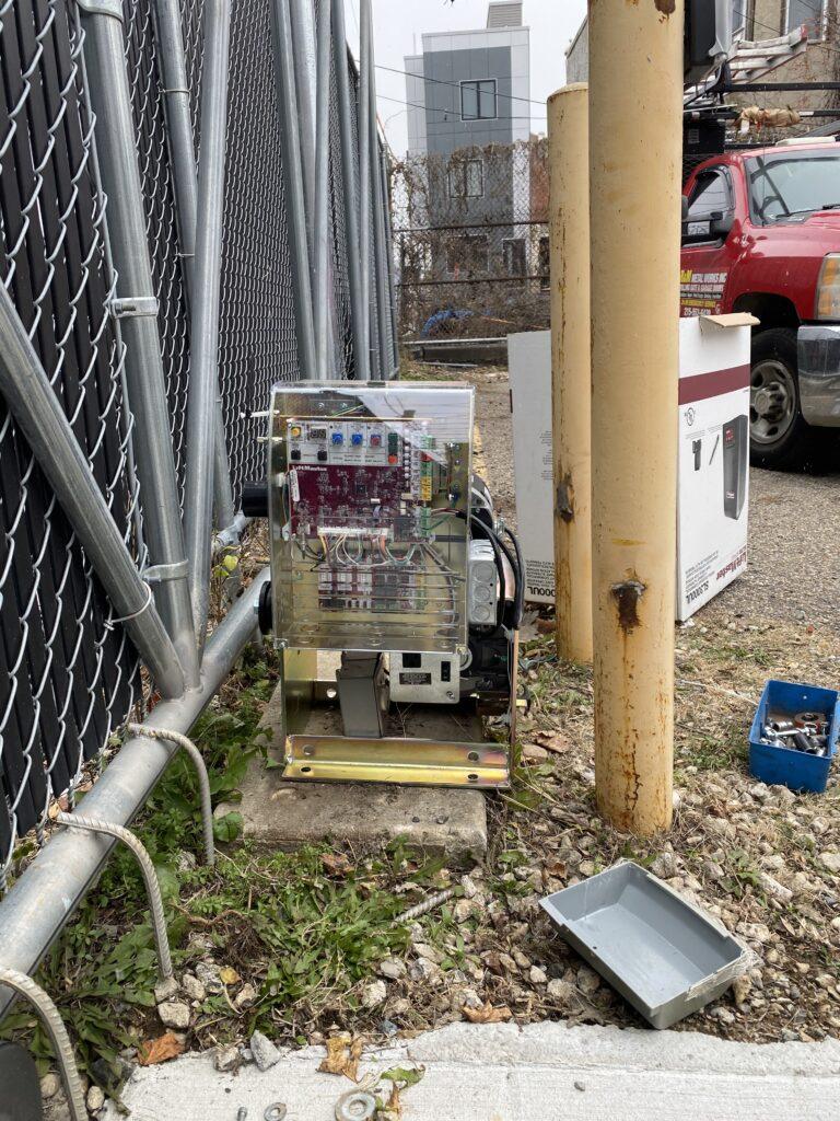Roll Up Gates Repair in Philadelphia