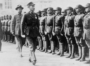 Whampao Military Academy inspection (wma)