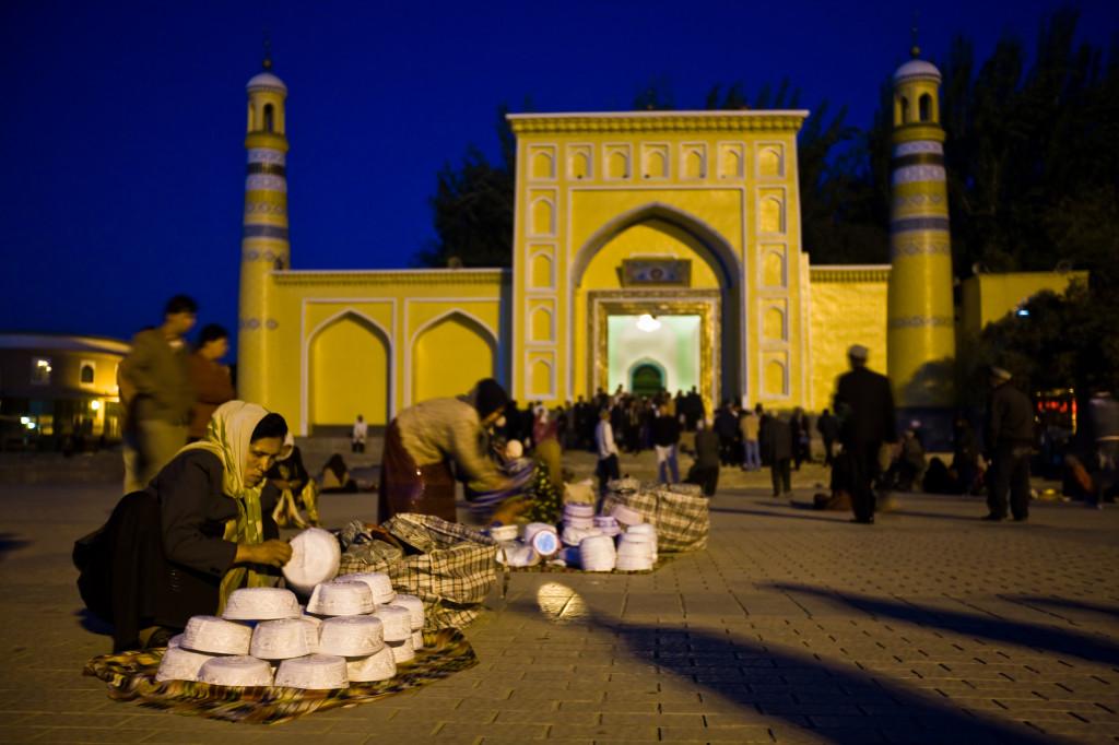 Xinjiang - Kashgar Market