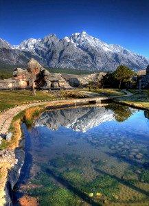 jade dragon snow mountain, jinjiang, yunnan