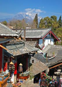 lijiang old town yunnan