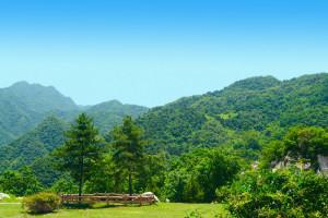 shutterstock_26529538 Shanxi, Cuihua mountain