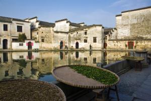 shutterstock_28352143 Anhui, Economy Hongcun