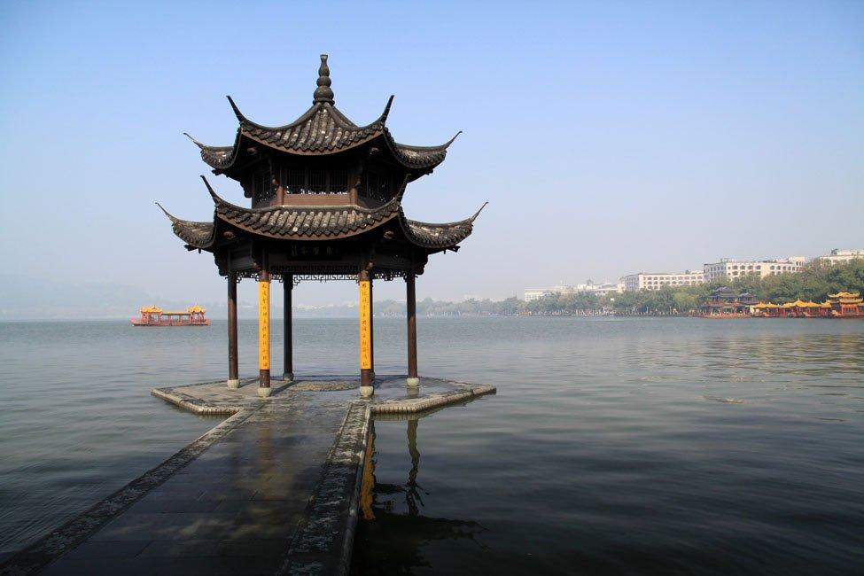 shutterstock_41658409 Zhejiang, West Lake (XiHu), Hangzhou