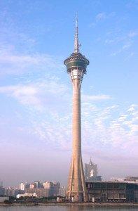 shutterstock_96956180 Macau, Macau Tower, 338m