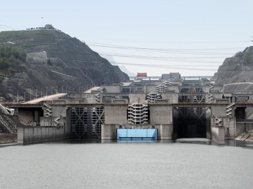 Three Georges Dam