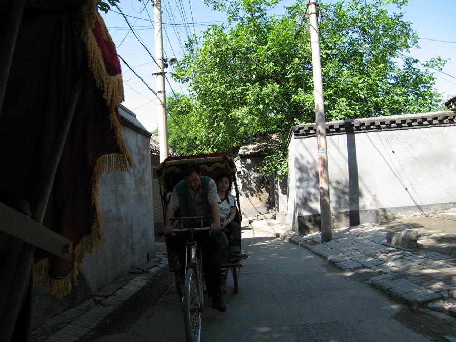 Hutong Alleys in Beijing