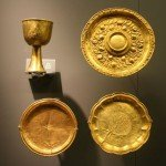 Jin Dynasty Gold Plates