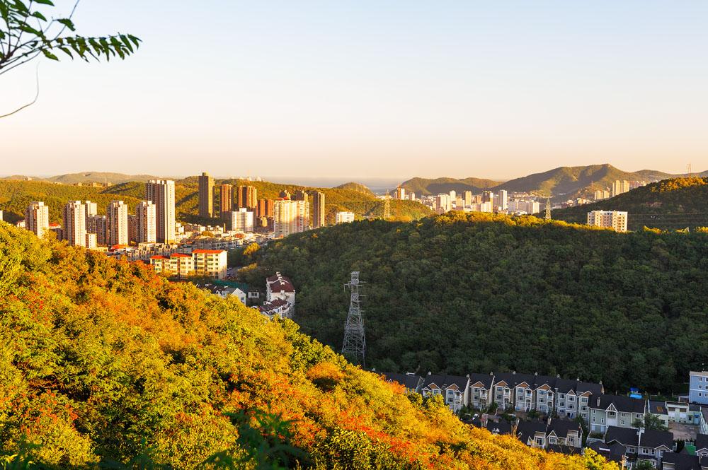 shutterstock_138007340 Liaoning, china`s liaoning province, dalian city