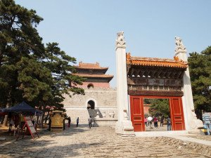 shutterstock_97113374 Hebei, Yu Ling of Eastern Qing Tomb near Beijing, China - A UNESCO World Heritage