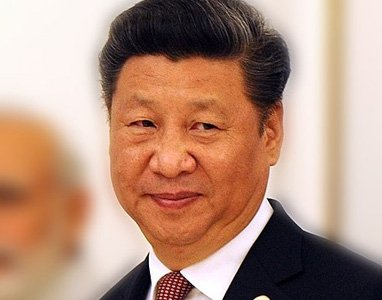 Chinese Prime Minister Xi Jinping
