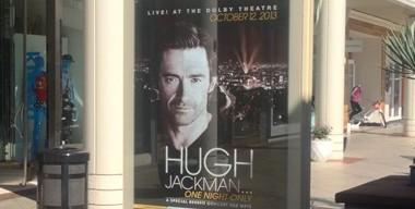 Century City-Hugh Jackman Poster