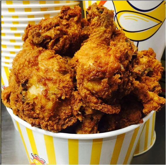 The Pecking Order Fried Chicken