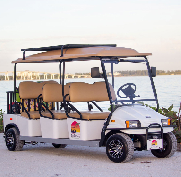 Sanibel Carts