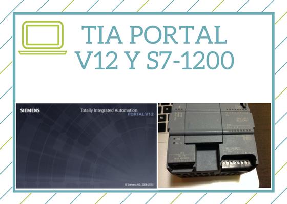 Curso TIA PORTAL V12 y S7-1200