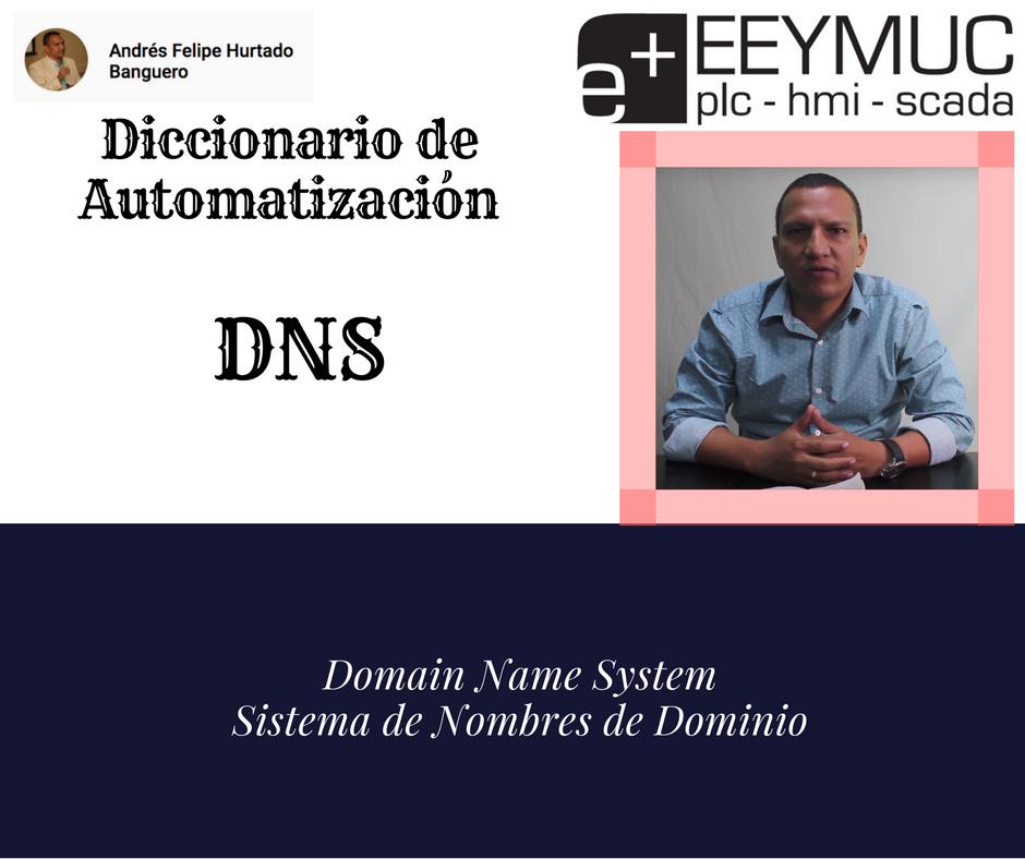 Diccionario DNS-eeymuc