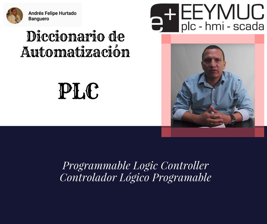 Diccionario PLC -eeymuc