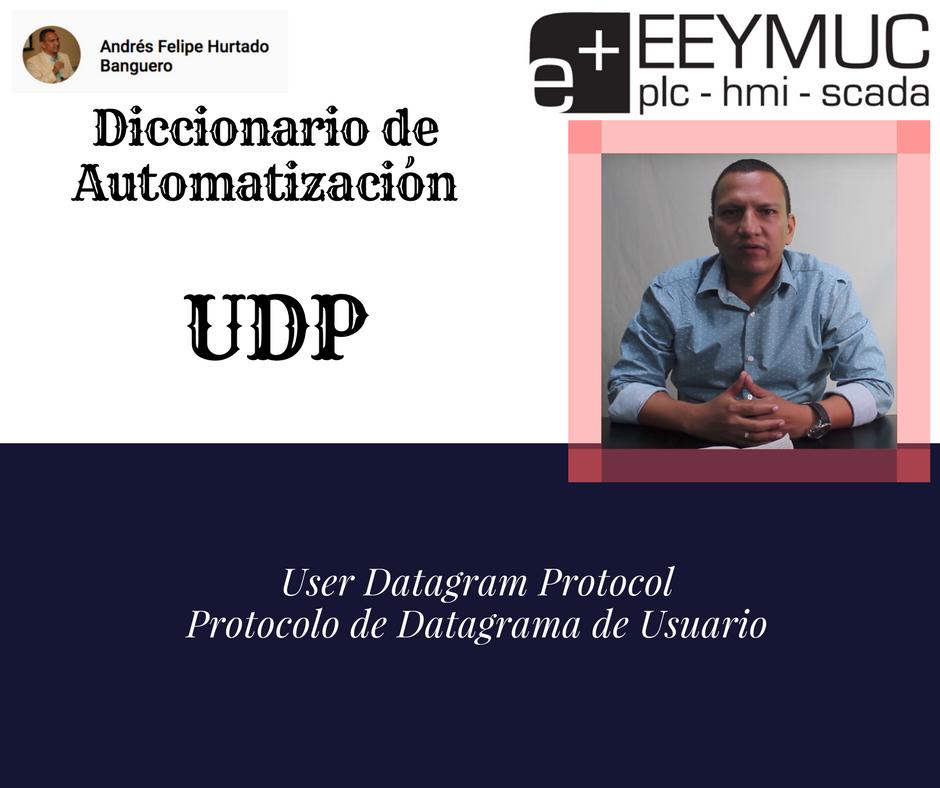 Diccionario UDP-eeymuc
