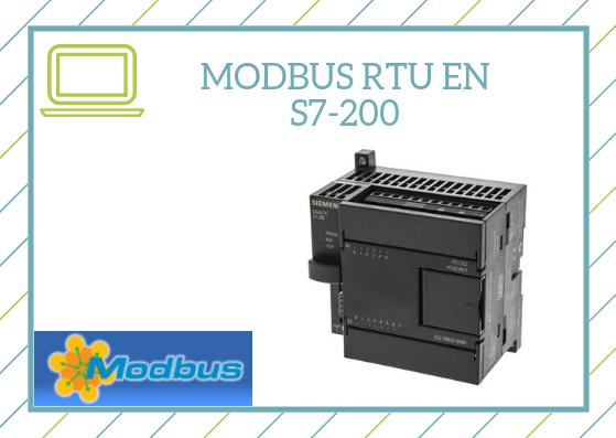 Modbus RTU en S7-200 - eeymuc