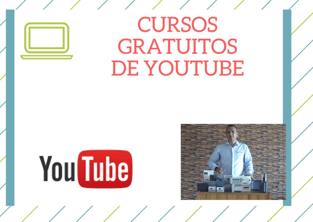 Cursos de gratuitos Youtube