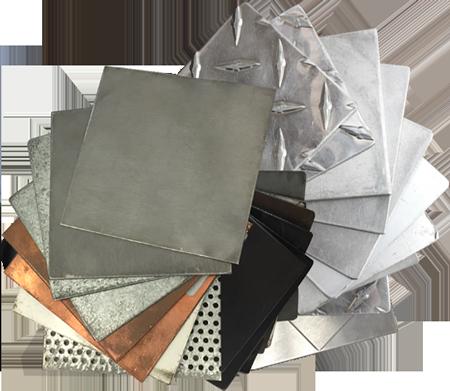 Metal Fabrication Materials