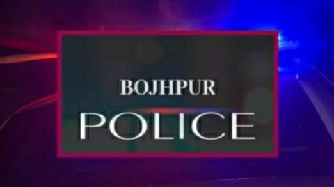 भोजपुर: पूर्व के मामले में फरार पांच आरोपितों के घर की गयी कुर्की