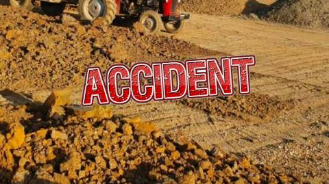 Tractor-accident