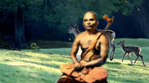 एक शास्वत विद्रोही संन्यासी- दंडी ...