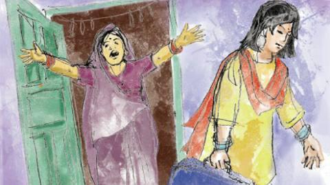 बुजुर्ग दंपति पर बेटे-बहू ने लगाया प्रताड़ित करने का आरोप