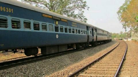 Bihiya Banahi Station Train.jpg