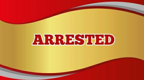 भोजपुर में हथियार और गोली के साथ हत्या के आरोपित सहित दो गिरफ्तार