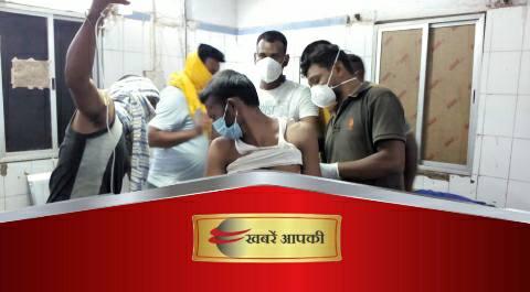 भोजपुर में हथियारबंद लोगों ने युवक को मारी गोली
