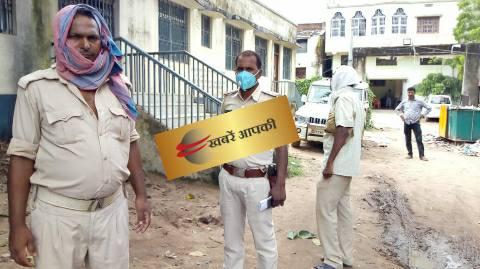 भोजपुर में अज्ञात बुजुर्ग की हत्या कर फेंका गया शव बरामद- सनसनी