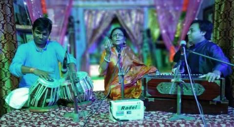 बिहार के शास्त्रीय संगीत में बाबू ललन जी के योगदान विषय पर ऑनलाइन वार्ता कार्यक्रम का हुआ आयोजन