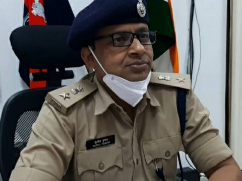 SP Sushil Kumar