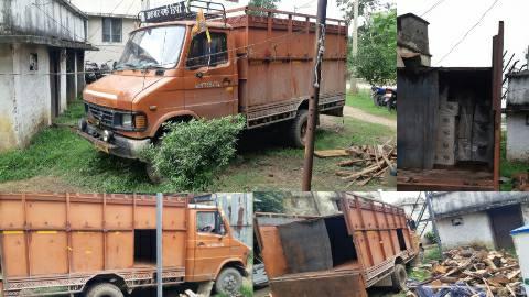 हरियाणा से आ रही शराब की खेप के साथ ट्रक चालक गिरफ्तार- तस्कर फरार