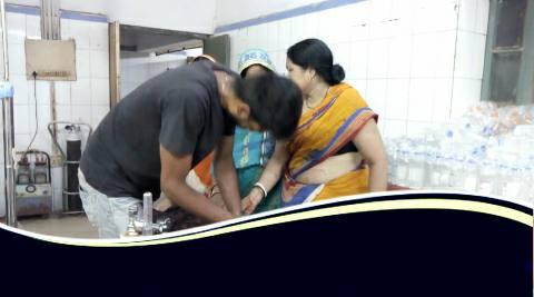 आरा में आइटीबीपी जवान की पत्नी ने की खुदकुशी- अस्पताल में हंगामा व डाक्टर से दुर्व्यवहार