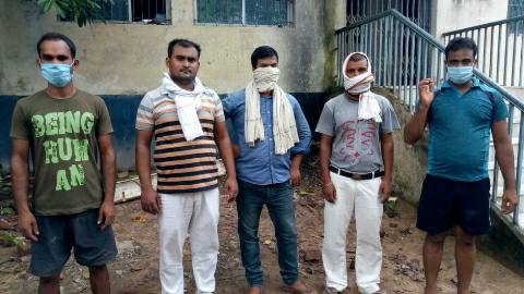 भोजपुर में घर लौट रहे युवक की नदी में डूबने से मौत