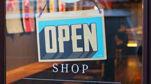 Corona-open-shop