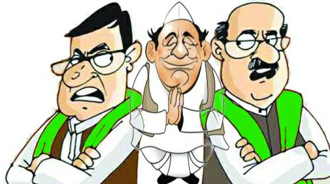 Bihar election-Leader
