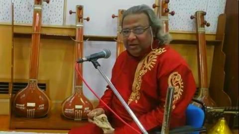 106 वीं छह दिवसीय कृष्ण जन्मोत्सव संगीत समारोह सह झूलनोत्सव का शुभारंभ