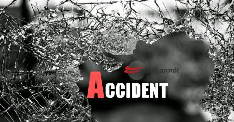 Mopati Bazaar- Vehicle crushed laborer, death