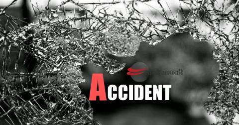Mopati Bazaar- Vehicle crushed laborer, death