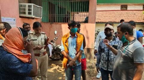 Bhojpur-police-man